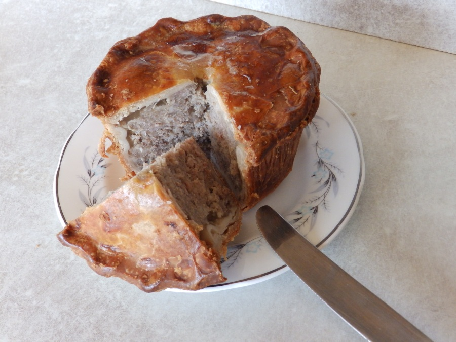 Walter Smith Supreme Champion Pork Pie
